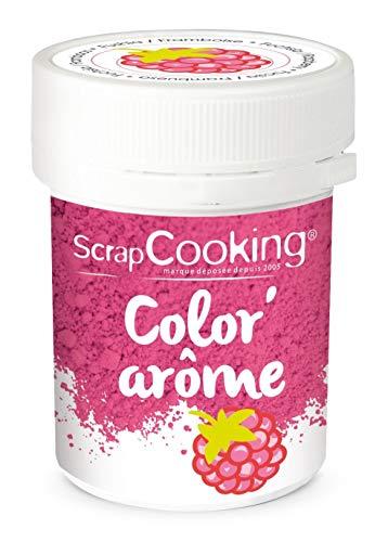 Color'arôme, Scrapcooking (Rose/Framboise)