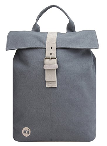 Mi-Pac Day Pack Mochila Tipo Casual, 39 cm, 20 Litros, CanvasCharcoal