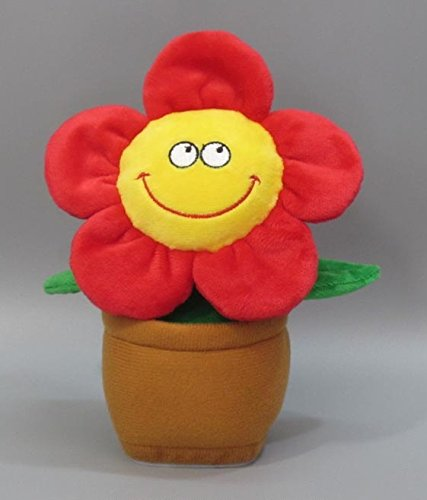 BUSDUGA Laberblume , Wir sprechen Alles nach - Wählen Sie ihre Figur aus (Laber-Blume)
