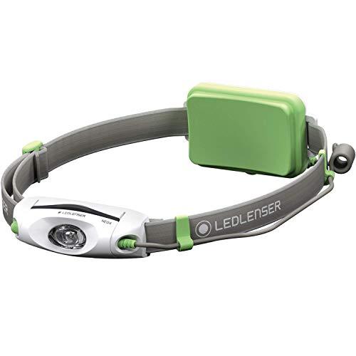 Zweibrüder LED Lenser Neo 4 Stirnlampe, Grün, One Size
