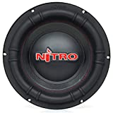 Alto Falante Subwoofer Spyder10' Nitro 700W RMS 2x4 OHMS Bobina Dupla