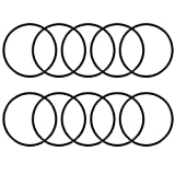 sourcing map 10 Stücke O-Ringe Nitrilkautschuk,87mm OD, 3.5mm Breite, rundes Siegel Dichtung DE de
