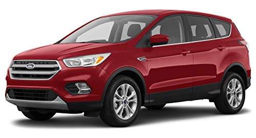 2019 Ford Escape SE, Front Wheel Drive, Ruby Red Metallic Tinted Clearcoat