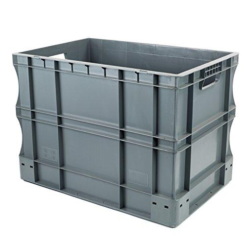 Eurobehälter - 600 x 400 x 430 mm, 90 Liter