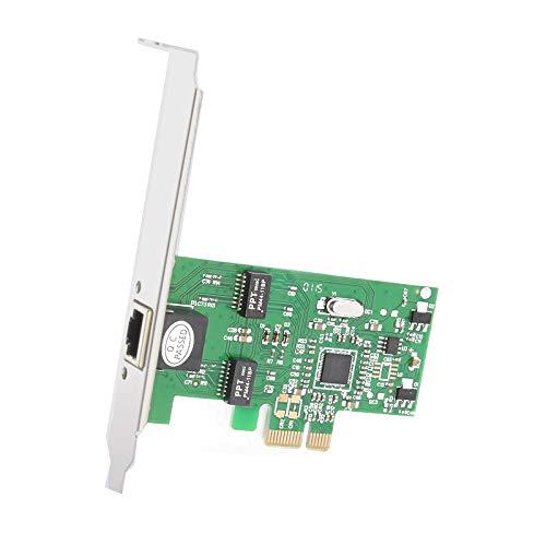 axGear PCI-E PCI Express 10/100/1000Mbps Desktop Gigabit Ethernet LAN Network Card