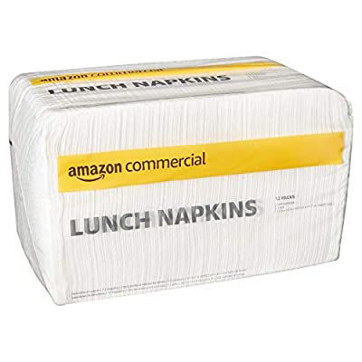 AmazonCommercial Essentials Eighth Fold Napkins