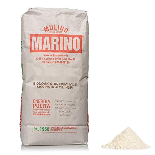 """Buratto, Farina Bio Grano Tenero """"tipo 2"""" 5 Kg - Mulino Marino"""