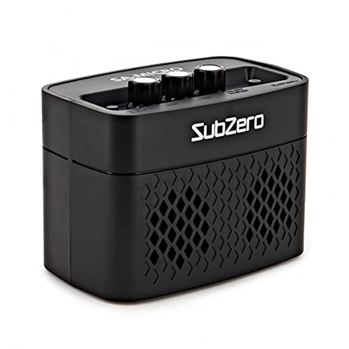 SubZero Rechargeable 5W Electric Guitar Amplifier with Bluetooth