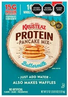 Harina para Hot Cakes de Proteína Krusteaz 1.61 kg