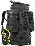 Wisport taktischer Militär Rucksack Damen Herren   Tactical Backpack groß   Military Pack Molle  ...