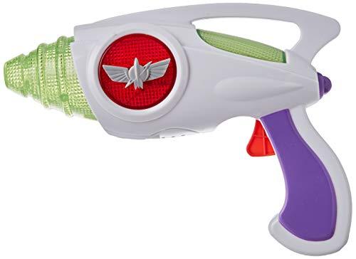 Lansay 64652 - Pistola láser de Buzz Ranger del Espacio, diseño Pixar