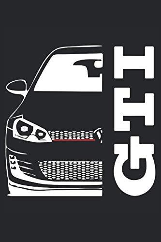 GOLF GTI 7 VII 16V CLUBSPORT KALENDER 2021: Jahreskalender Wochenplaner Terminkalender Familienplaner Taschenkalender Terminplaner