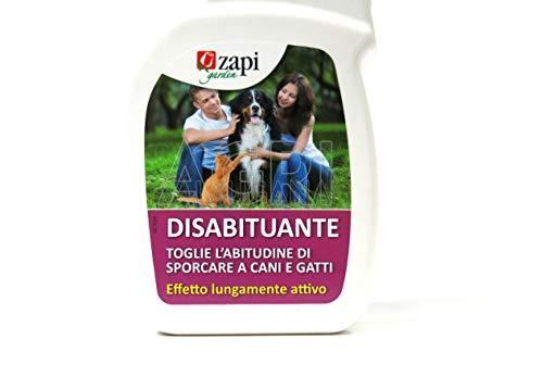 Zapi Disabituante Cani-Gatti 500 Ml Spray