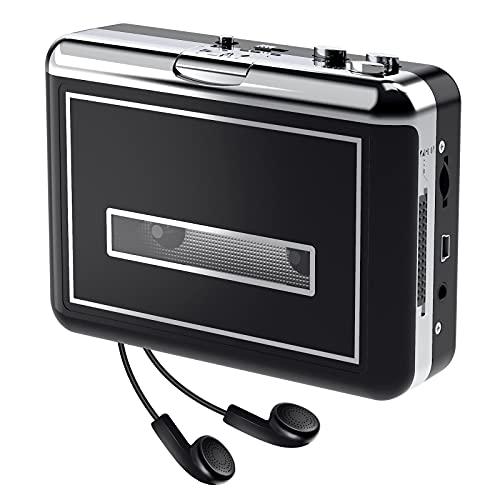 Rybozen AudioLava Lecteur Casset...