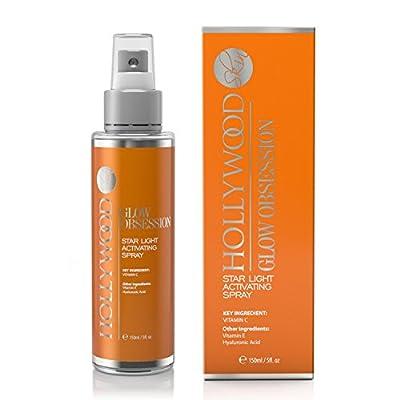 GLOW OBSESSION Hydratisierendes Gesichtsspray