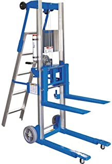Genie GL4 Standard Material Lift with Ladder - 500-Lb. Capacity, Model# GL-4 STD with Ladder