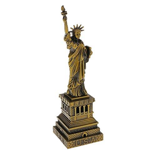 Decoración Hogar Estatua Libertad Artesanales