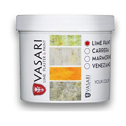 Vasari Lime Plaster & Paint | Natural Lime Paint |
