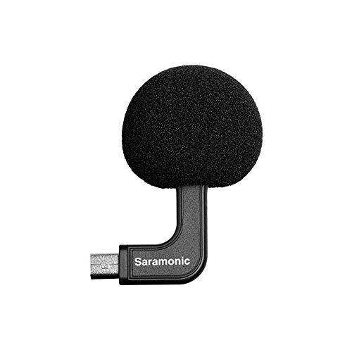 Saramonic G-Mic Microphone for GoPro Cameras Hero4, Hero3+, Hero3 (Black)