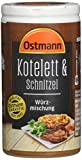 Ostmann Kotelett- und Schnitzel Würzer, 4er Pack (4 x 60 g)