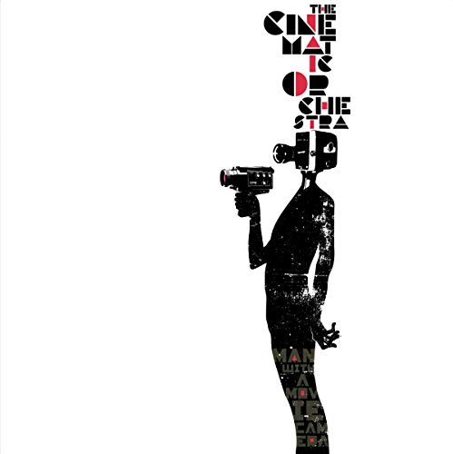 Man With a Movie Camera [輸入アナログ盤 / DLコード付 / 180gVinyl x 2LP] (ZEN78)