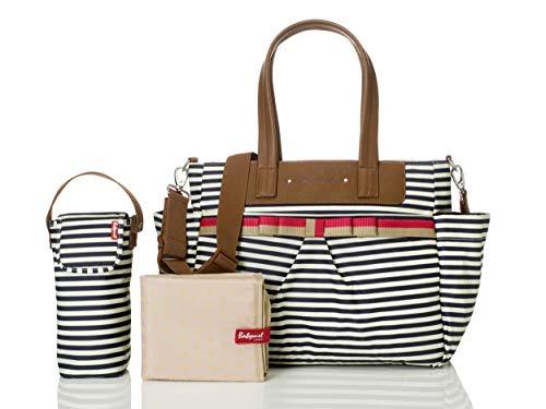 Babymel Cara Edition BM 1910 Changing Bag Stripe Navy