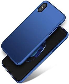 MOFI iphone XS Max Case, Hard Thin PC, Blue