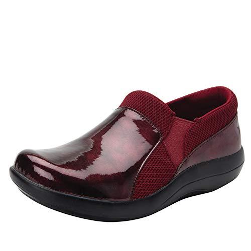 Alegria Duette Womens Professional Shoe Plumtastic 5 M US