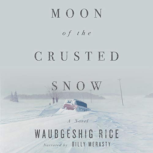 Moon of the Crusted Snow cover art