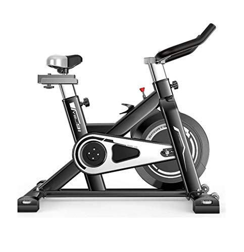 YLJYJ Bicicleta estática de Interior Fitness Cardio Workout Portátil Silencioso Adecuado para Uso doméstico
