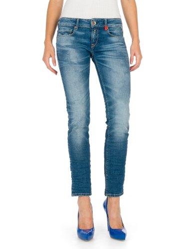 Replay Damen Rose WX613 .000.543 307 Jeans, Blau (Blue Denim), W31/L34