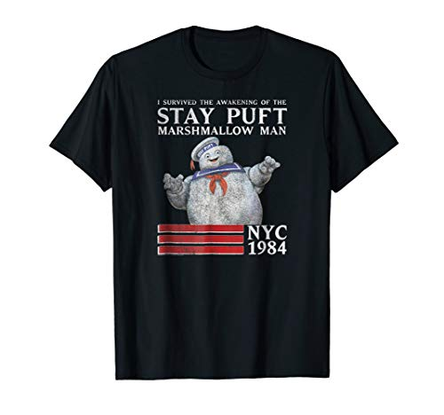 I Survived Stay Puft NYC 1984 T-shirt for Adult, Youth
