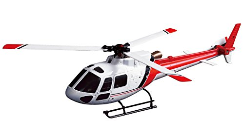 Amewi 25169 SC150 3D Helikopter 6 Kanal LCD Steuerung 2.4 GHz