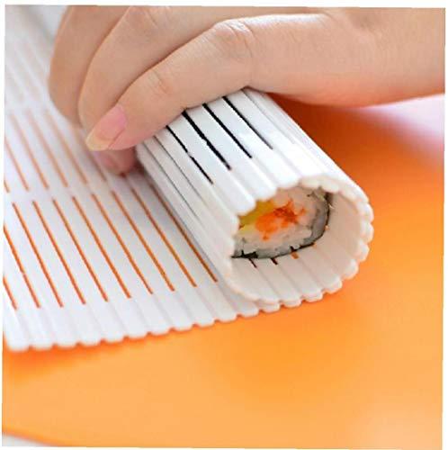AYRSJCL 1PC Sushi RollerPortable Cocina Sushi de DIY Rodillo Fabricante de Alga...