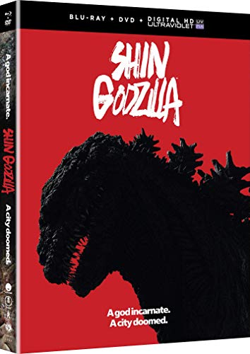 Shin Godzilla: Movie Blu-ray + DVD + Digital