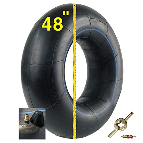ZANGEROI River Tube for Floating Heavy Duty Inner Tube for River Snow Tube River Tube Heavy-Duty Swim and Snow Tube & Inflatable Water Float,River Tube, Sledding Float,Pool Closing Inner Tube (48 )