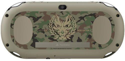 Console Playstation Vita Japonaise Modèle 2000/Wifi God Eater 2 -Fenrir Edition- (Import Japonais)