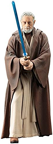 Die Flash SW96 ar Wars Episode 4 N Kenobi ARTFX Statue