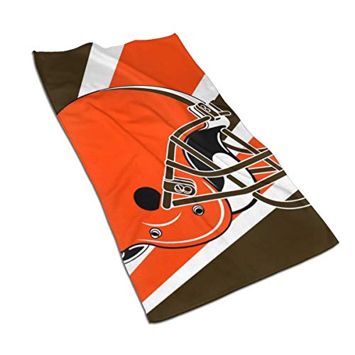 Asdfaf Atlanta Falcons Vs Cleveland Browns Kitchen Towels - Dish Cloth - Machine Washable Cotton Kitchen Dishcloths,Dish Towel & Tea Towels for Drying,Cleaning,Cooking,Baking
