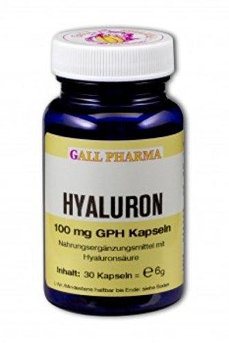 Gall Pharma Hyaluron 100 mg GPH Kapseln, 1er Pack (1 x 90 Stück)