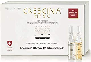 Crescina HFSC - Formula Complete Treatment- 500 WOMAN