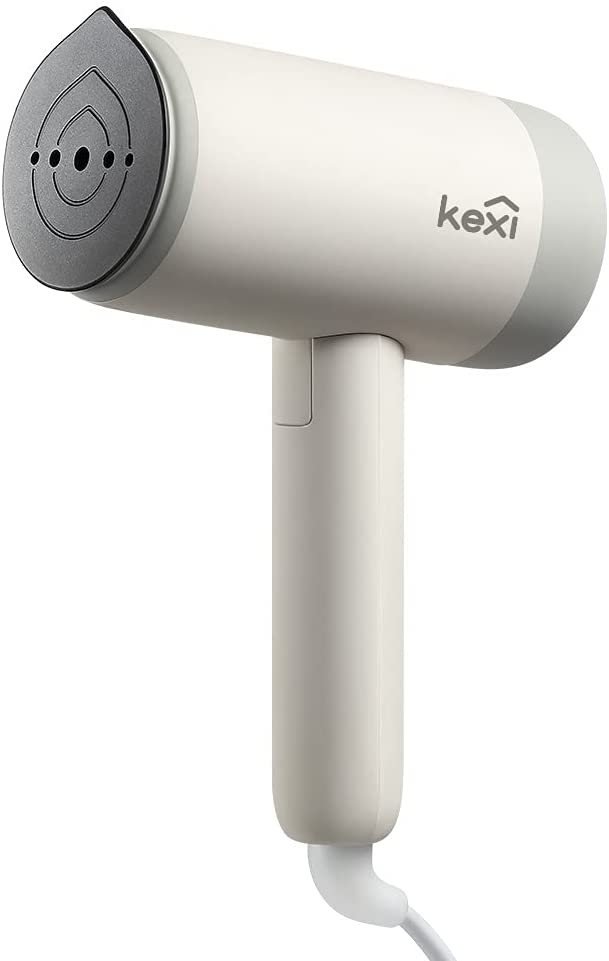 Handheld Steamer for Omaha Mall Clothes Popular products Kexi Steam Portable Travel Garment
