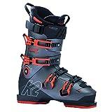 K2 Botas de esquí Recon 130LV–Hombre–Gris, Color Gris, Tamaño 25.5