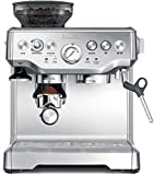 Breville Barista Express Semi-Automatic Espresso Machine Bundle w/ Extra ClaroSwiss Filter Included - BES870