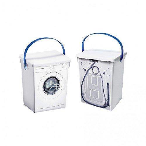 Waschmittelbehälter mit Deckel,H205 Vorgänger 41444