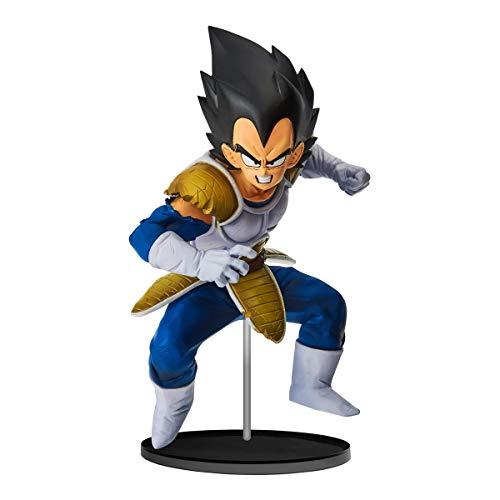 Banpresto Dragon Ball Z BWFC TENKA-ICHI 2 Figure Figurine 14cm Part 6 Vegeta (Accesorio)