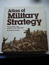 Atlas of Military Strategy by David G. Chandler (1980-12-03)