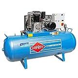 Compresor de aire comprimido, 5,5 CV, 500 L, 15 bar, tipo K500-700S
