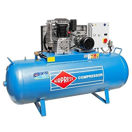 Druckluft - Kompressor zum Lackieren 5,5 PS / 500 l / 15 bar Typ K500-700S Werkstatt Industrie Kompressor zum Lackierenen