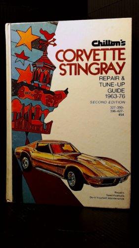 Chilton's repair and tune-up guide, Corvette Stingray